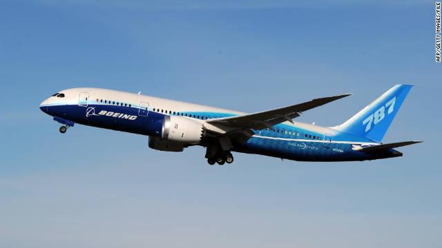 El Boeing Dreamliner vuela por primera vez en Estados Unidos