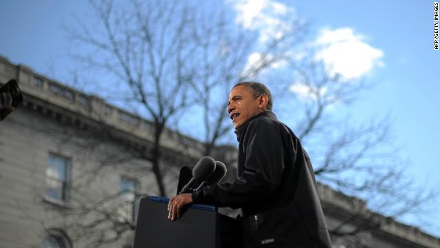 """Obama dice que él ya no es """"relevante"""" y que la elección depende de los votantes"""