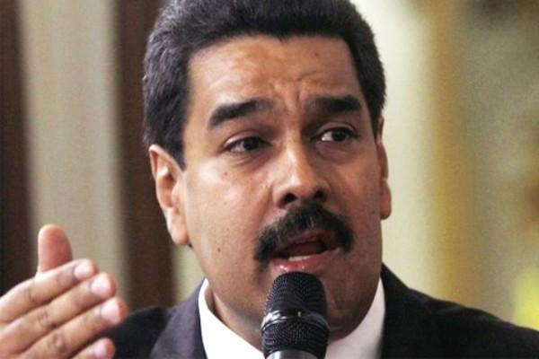 Nicolás Maduro en la burla otra vez…