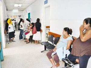 Embarazadas y niños son muy vulnerables a la fiebre H1N1