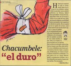 """Un poco de cultura no daña… ¿Conoces la verdadera historia de """"Chacumbele""""?"""