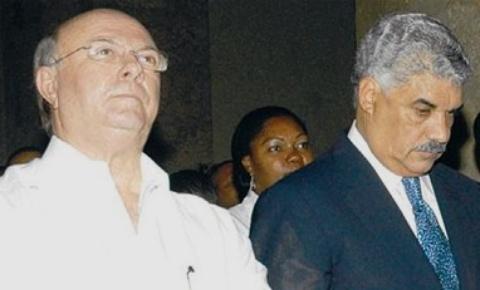 Hipólito Mejía, al parecer, no conocerá a Miguel Vargas