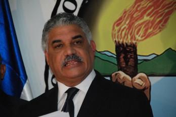 Miguel Vargas dice no será engañado dos veces