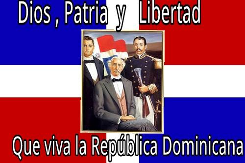 DESDE CUÁNDO somos dominicanos. Chequea…