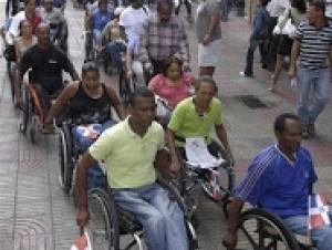 Discapacitados de Los Alcarrizos demandan más oportunidades