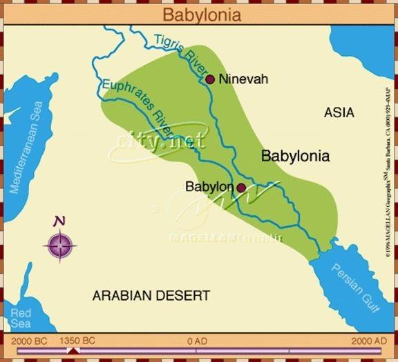 EN POCO DE CULTURA NO CAE MAL: ¿Que es una Mesopotamia?