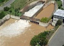 Lluvias causan pánico en San Juan de la Maguana; recuerdan Mesopotamia