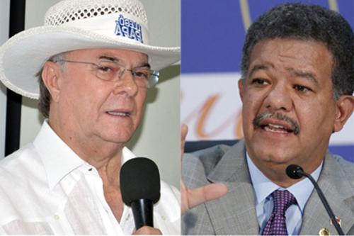 """HIPÓLITO """"ARREMETE DE NUEVO"""" contra Leonel…"""