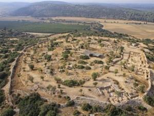 Arqueólogos dicen hallaron el palacio del rey David