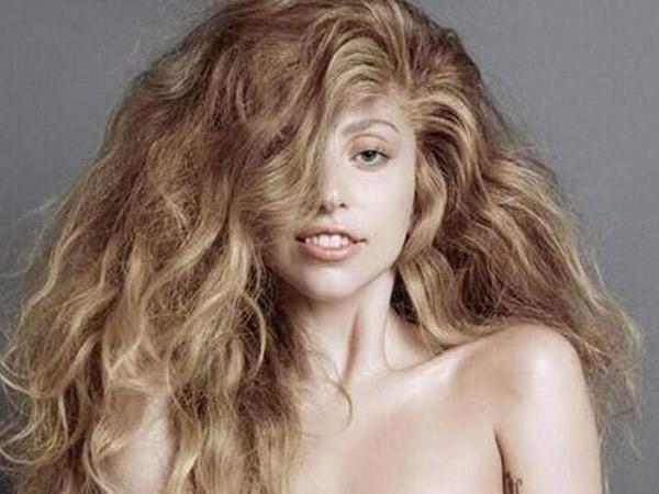 El desnudo de Lady Gaga es furor en la web (Ver foto desnuda en INFOBAE..)