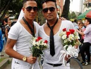 Legalizan primera unión civil gay en Colombia