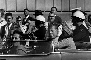 Revelan impresionante video del asesinato a John F. Kennedy (Vídeo)