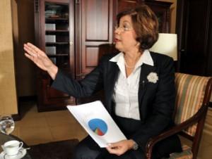 Presidente Medina destituye la ministra de Educació