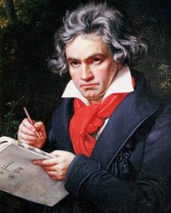 Carta de Beethoven a su Amada Inmortal…