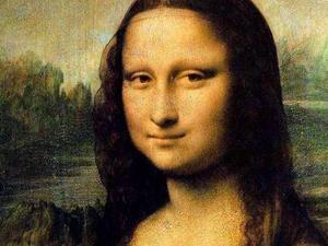 El retrato de la Mona Lisa esconde un código misterioso en sus ojos…