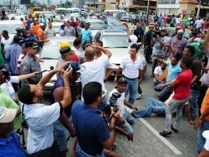 Chofer asesinado por Amet dejó 12 hijos huérfanos