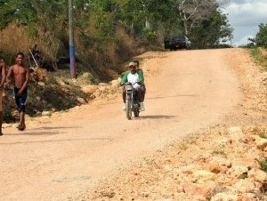 En Los Alcarrizos demandan construcción de la autopista Expreso Nuevo Camino