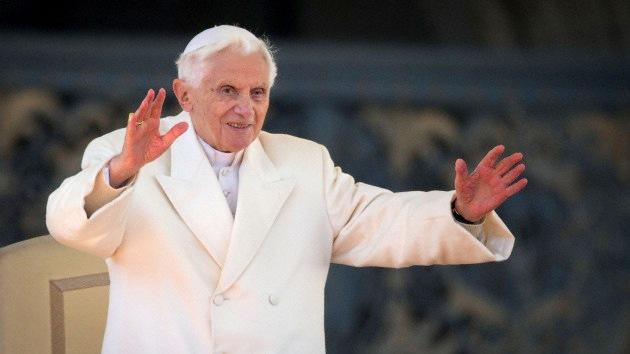 """Benedicto XVI: """"Renuncié porque me lo dijo Dios"""""""