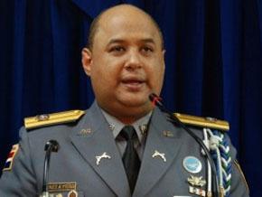 El general Máximo Aybar sancionado con diez días de arresto