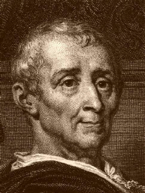 Charles Secondat de Montesquieau y sus refrescantes anécdotas…