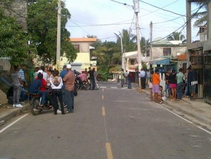 En Salcedo: pleito  deja un muerto y tres heridos