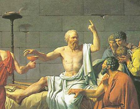 Hombres irrepetibles: Sócrates en Atenas, por ejemplo…