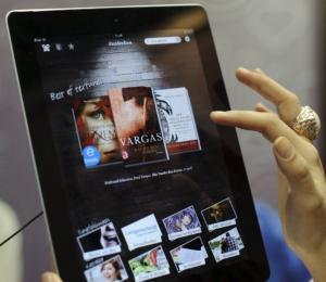 Evolución del iPad