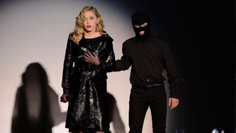 Madonna reveló que fue violada