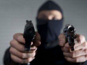 Frustran asalto en banca de lotería en Villa Mella