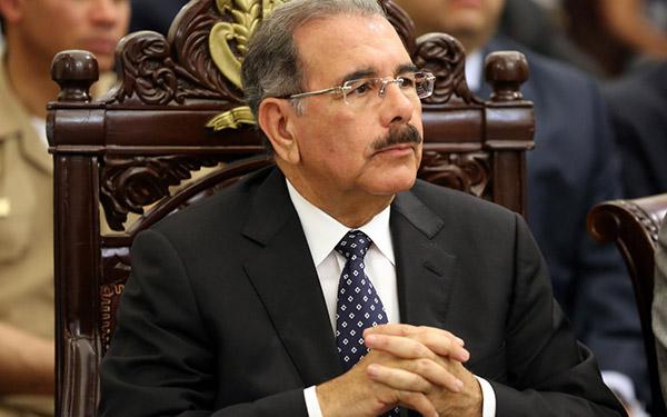 60% apoyaría reelección de Danilo Medina…