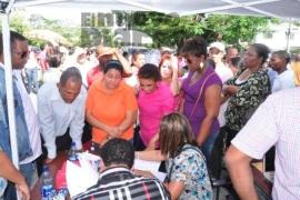 Denuncian dislocamiento en listado votaciones en Fantino eleción CC PLD