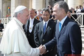 El Papa Francisco, diplomacia dominicana y grupos gays; eso se hincha. VIDEO…