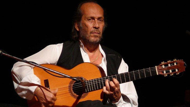 Murió el legendario guitarrista Paco de Lucía. VER VIDEO…