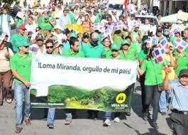 Loma Miranda, prueba de fuego para Danilo. VIDEO…