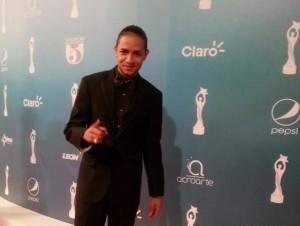 Otra ves Mozart La Para permanece siendo líder como ganador del Soberano Del Público!!!