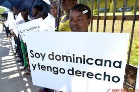 ¿Tienen culpa  los hijos de haitianos en el problema en que nos ha metido la sentencia 168/13? Nooooo…