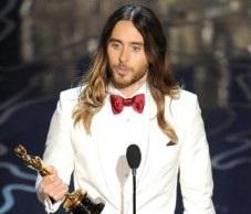 Jared Leto rompió su Oscar