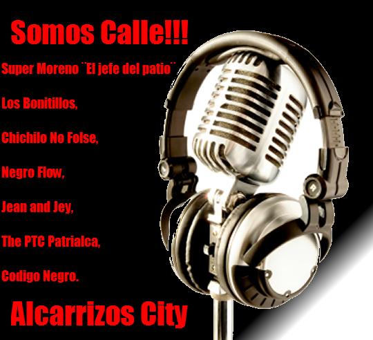 Movimiento Urbano – Somos Calle – Alcarrizos City