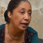 """Guadalupe Valdez: """"Congreso no tiene que tener fondos para ayudas sociales"""""""
