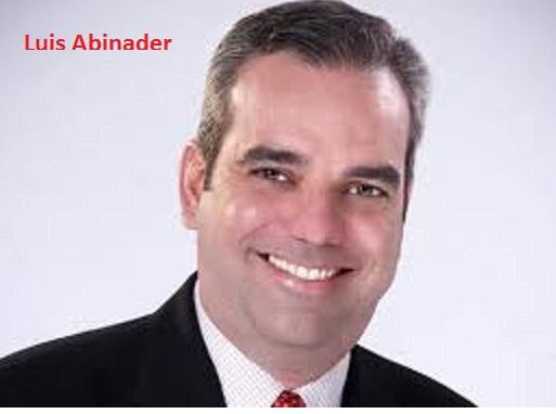 Luis Abinader aventaja  en encuesta Portal  Z101…