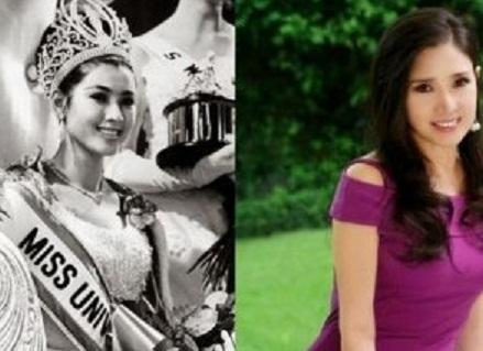 INCREIBLE: Ex Miss Universo tailandesa de 67 años aparenta de 25…