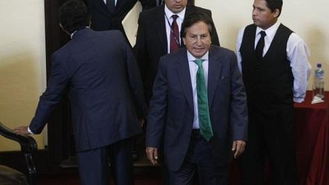 """Ex presidente peruano Alejandro Toledo es arrestado """"borracho"""" en EEUU…"""