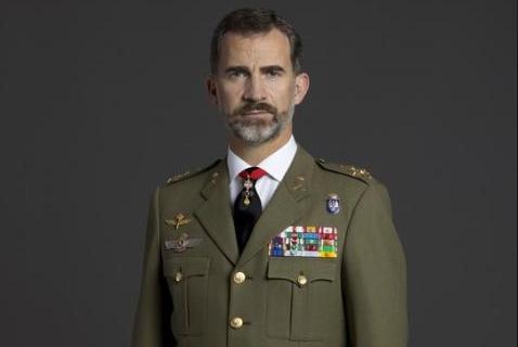 Felipe VI y el fantasma del Photoshop. FOTOS…