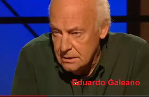 EDUARDO GALEANO: ¿Para qué sirve la utopía? VIDEO…