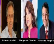 ENCUESTA: ¿Por quién votaría UD. para senador del DN?