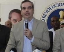 Hipólito Abinader votarán en el mismo lugar en horas diferentes…