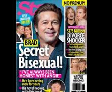 """La revelación sexual de Brad Pitt: """"Siempre fui honesto con Angelina"""""""