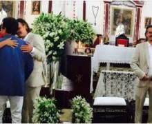 Se casa el actor dominicano Frank Perozo, te sorprenderás al saber con quién fue