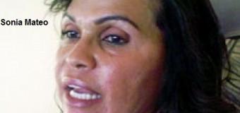 """SENADORA SONIA MATEO, """"sigue metiendo la pata""""…"""