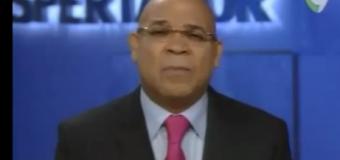 País se queda sin gobierno, según Marino Zapete. VIDEO…